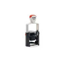 "TRODAT 5415 Self-Inking Stamp Plus Dater - 1 3/4"" Diameter"