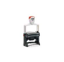 "TRODAT 5480 Self-Inking Stamp and Dater - 2"" x 2 3/4"""